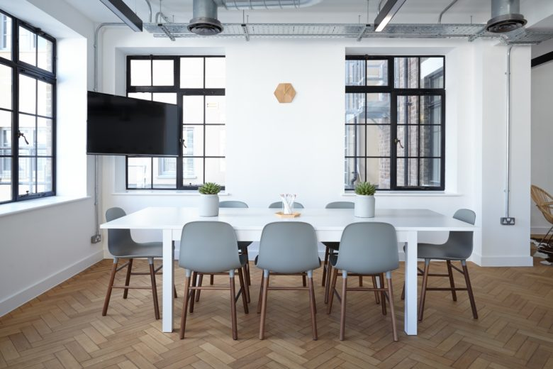 Importance of minimalism in your office
