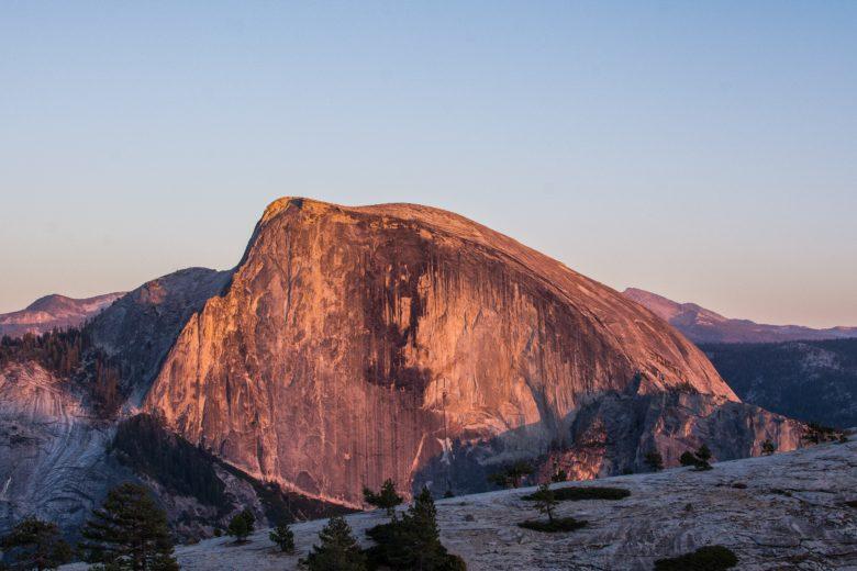 Visitng Yosemite